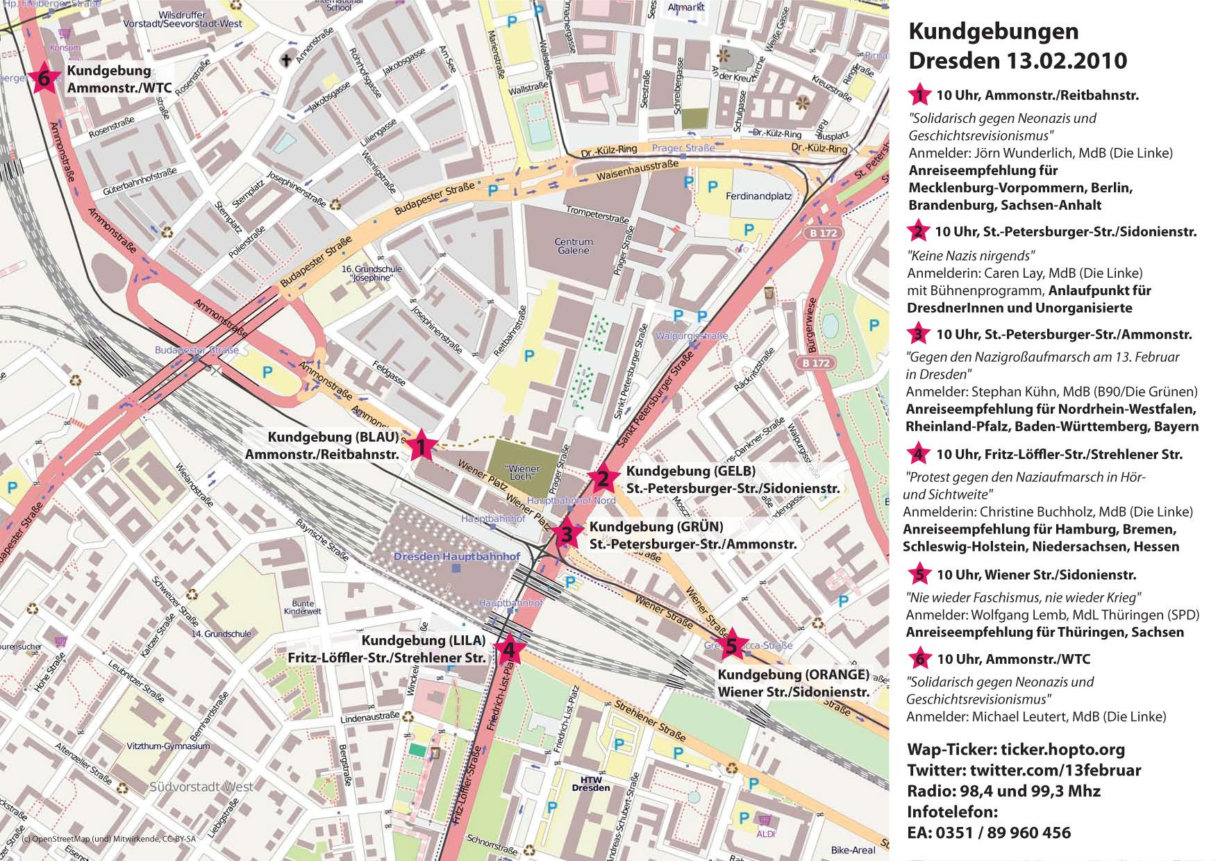 Ntzliche Stadtplne Teil 1 Dresden Welcome truetende